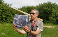 Local guide in Normandy