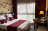 Hotel Room in France