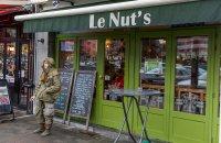 Local bar in Bastogne